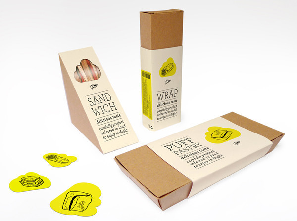Newrest Product Packaging Designs