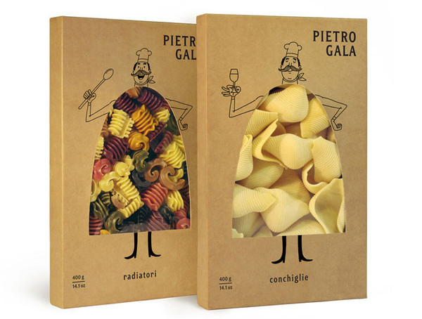 Pietro Gala Product Packaging Designs