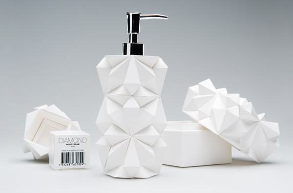 Diamond Collection Product Packaging Designs