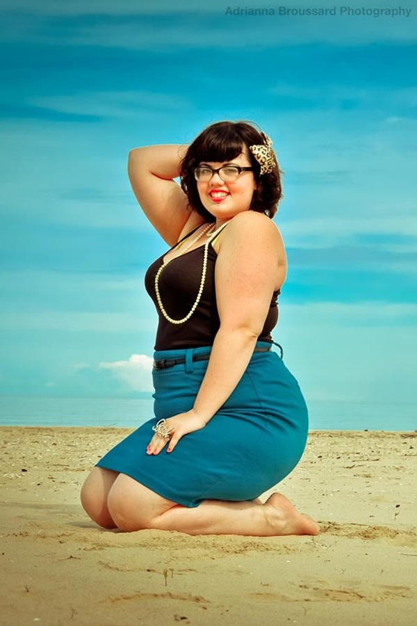 Plus size Fashion Photography Examples31
