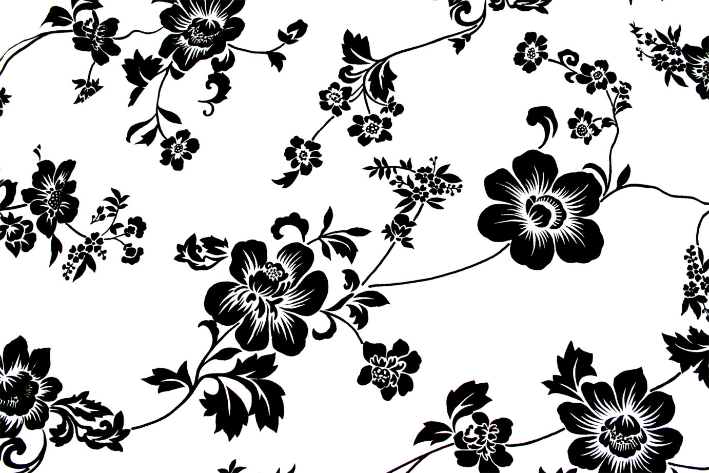 40 Seamless Free Floral Textures For Designers