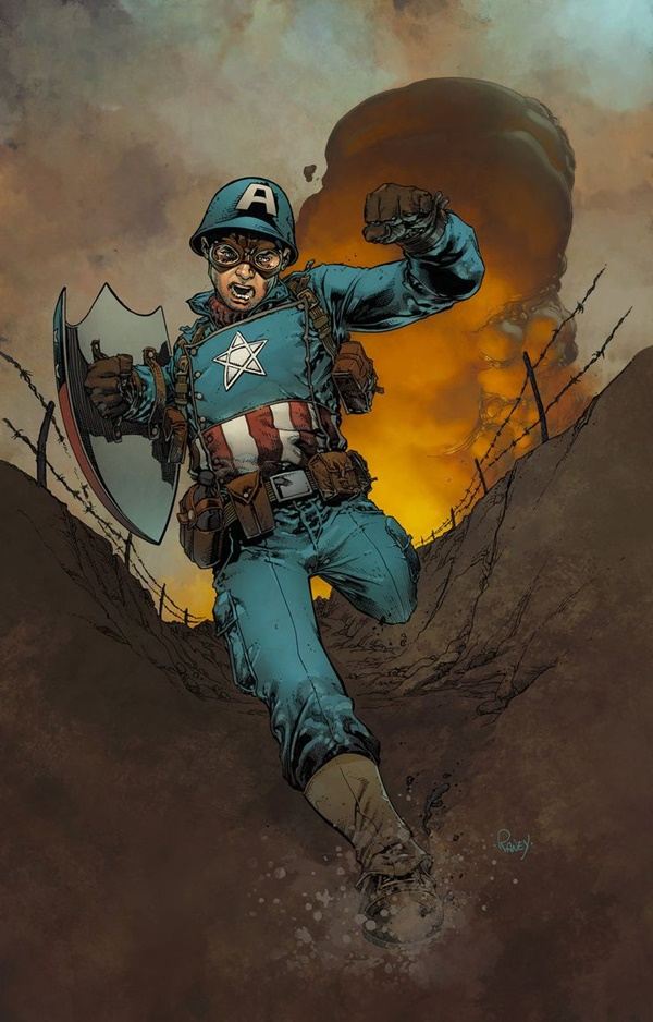 Captain America Fan Art and Illustrations13