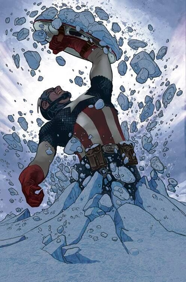 Captain America Fan Art and Illustrations16