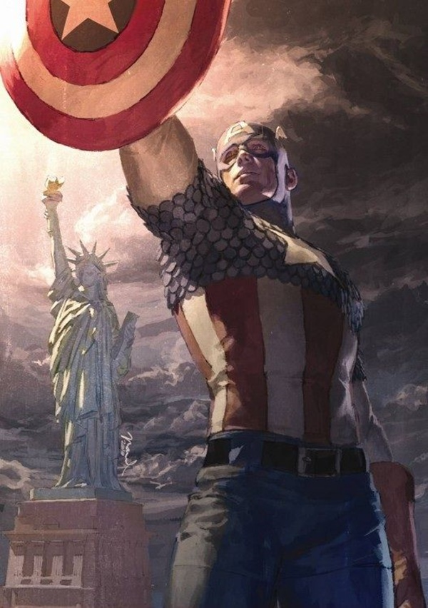 Captain America Fan Art and Illustrations21
