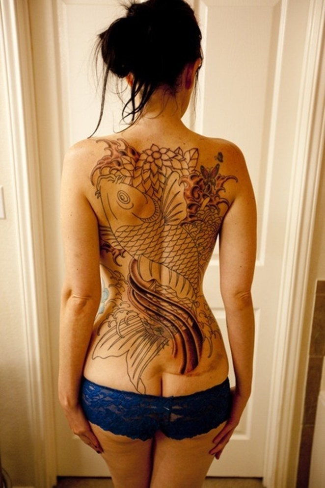Hot Back Tattoos for Women1 (2)