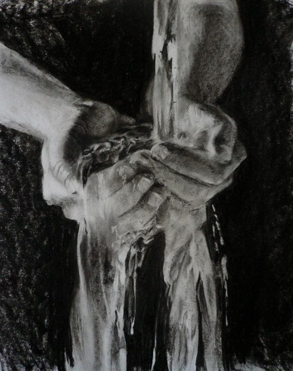 Charcoal Drawings and Sketches8