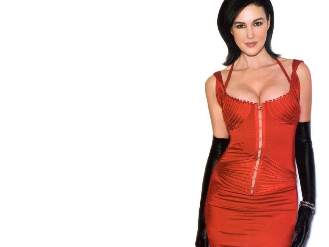 Sexy Monica Bellucci HD Wallpaper (10)