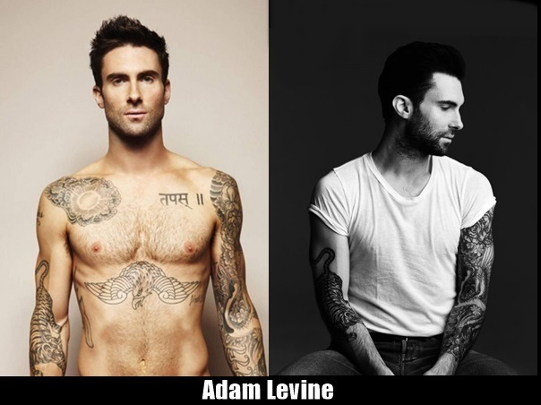 Best Celebrity Tattoo Designs and Ideas (1)