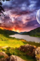 phone iphone wallpapers hd scenery mobile landscape cute background fantasy scenic screen amazing nature desktop fairy wide most lava360 wonderful