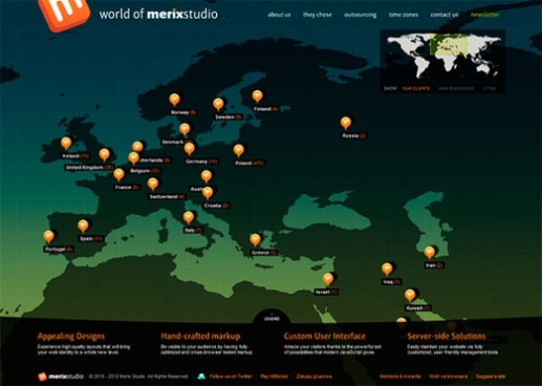 World of Merix Studio