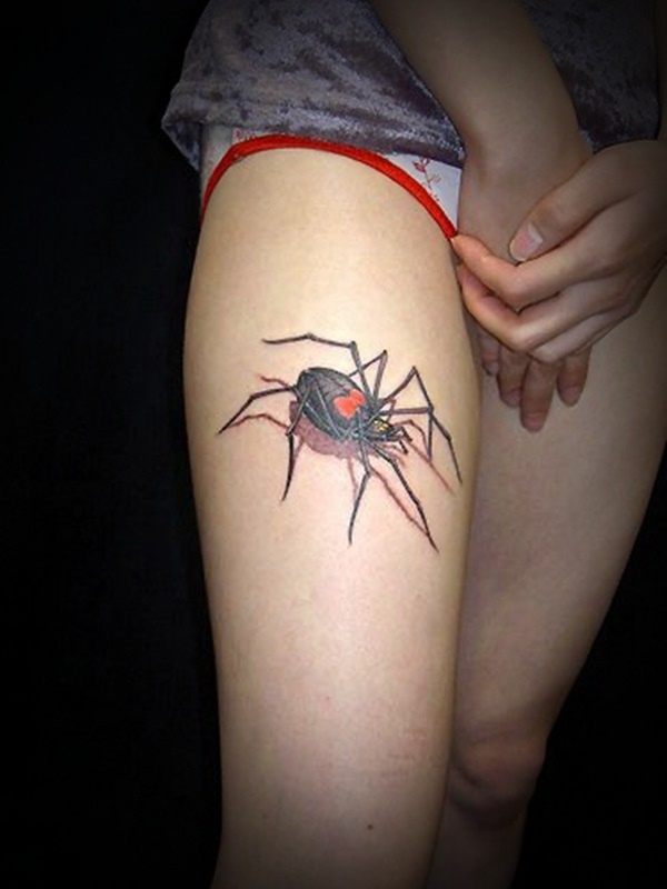 female leg tattoos ideas (21)