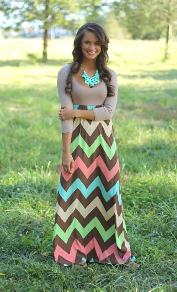 maxi skirt outfits (2)