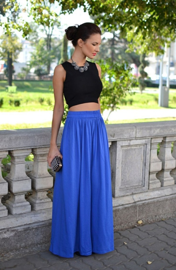 maxi skirt outfits (4)