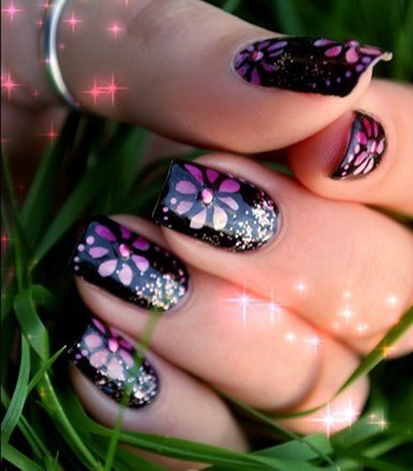 simple nail art designs (15)