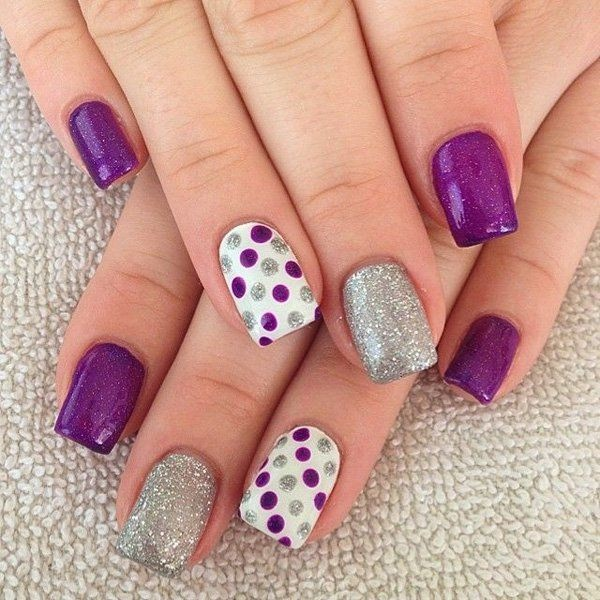 simple nail art designs (28)