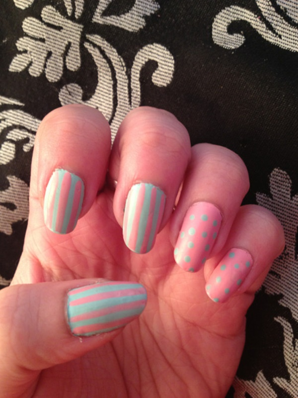 simple nail art designs (45)