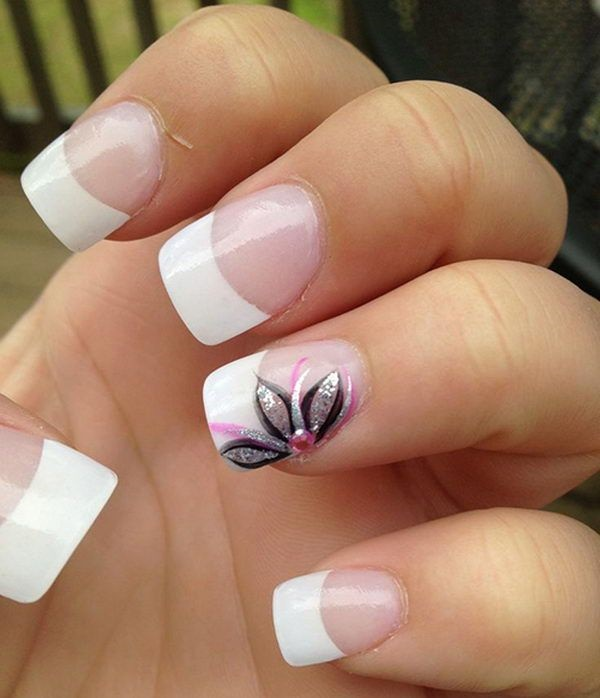 simple nail art designs (6)