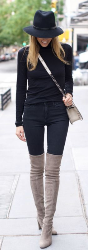 Over Knee Boots 12