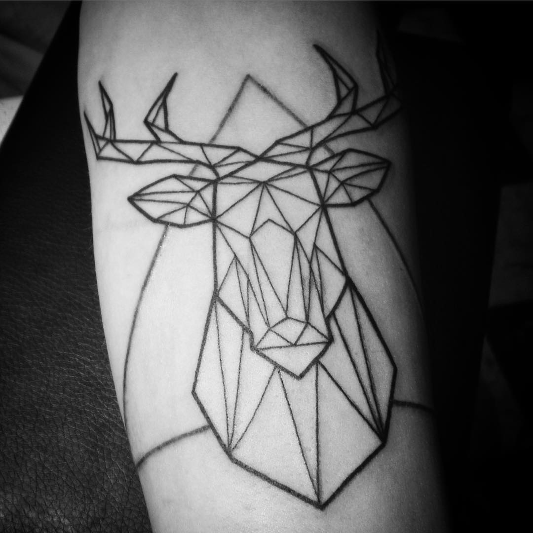 100 Cool Line Tattoo Designs To Ink With