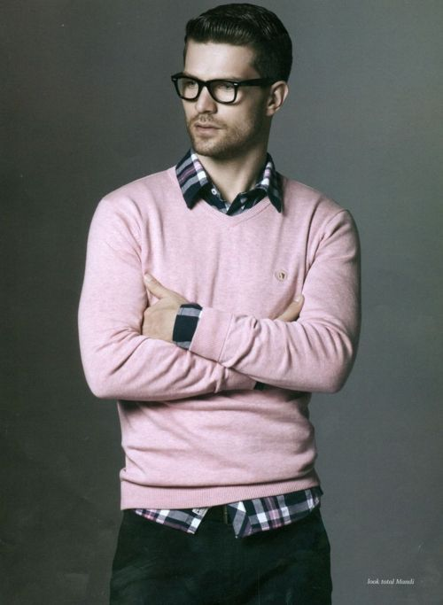 Wear Pink For Men18