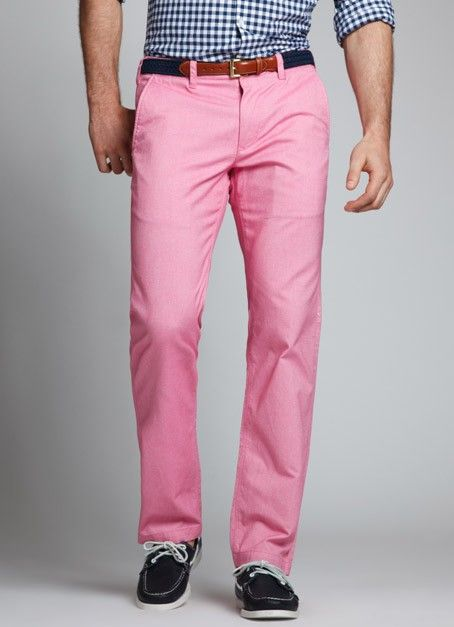 Wear Pink For Men21
