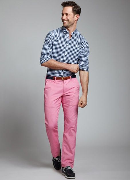 Wear Pink For Men29