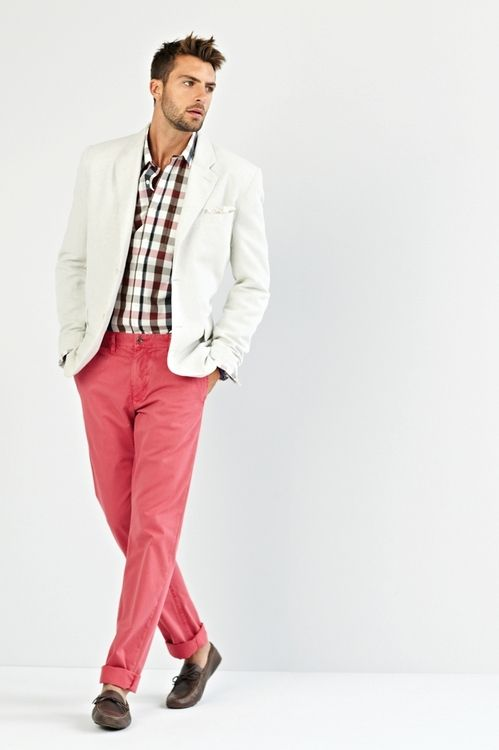 Wear Pink For Men 32