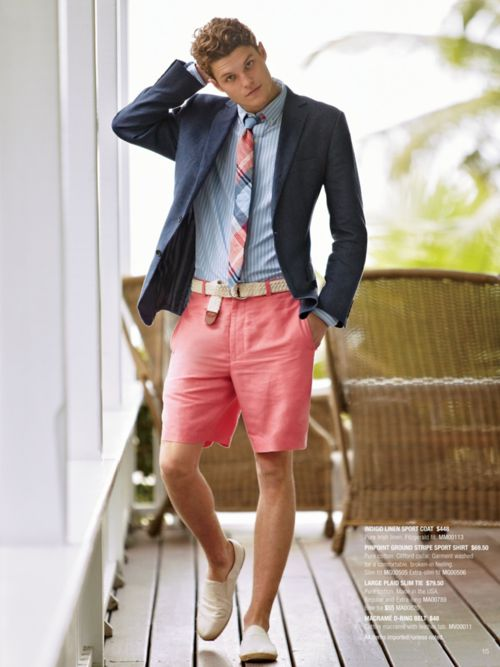 Wear Pink For Men35