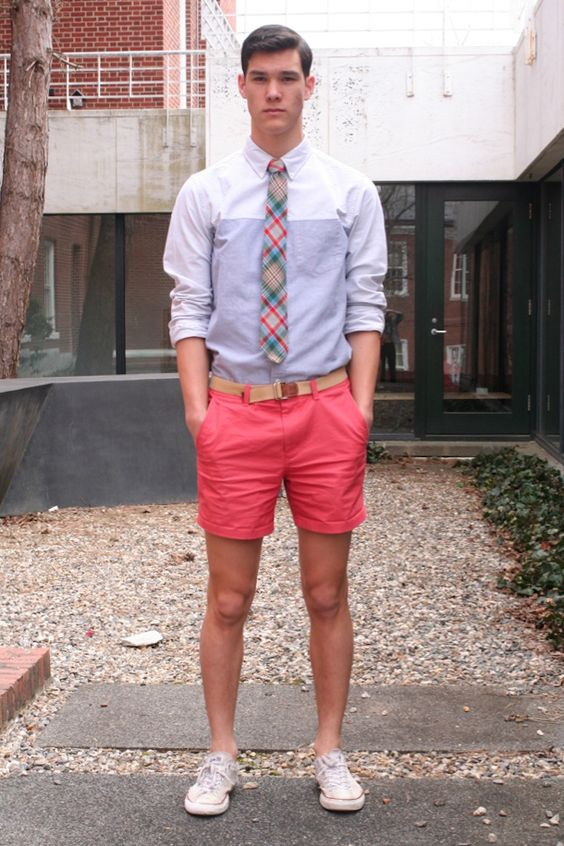 Wear Pink For Men38
