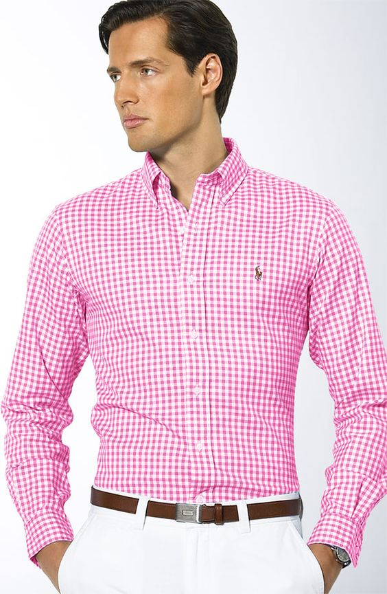 Wear Pink For Men4