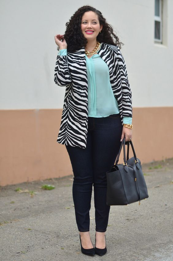 Blazer outfit choices 42