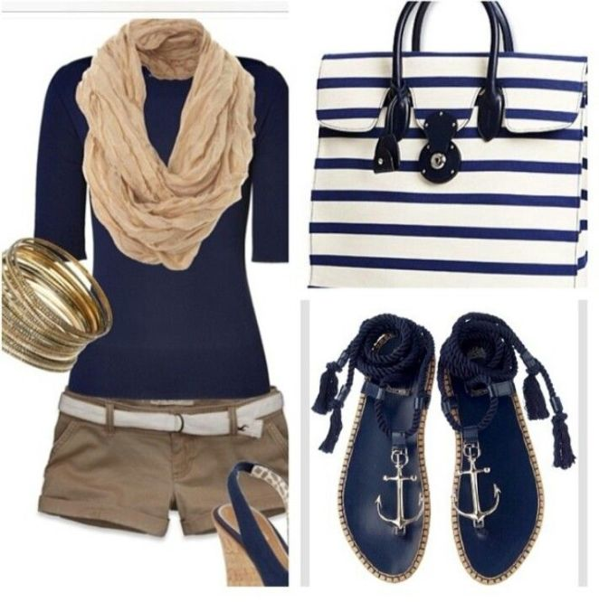 Nautical Style outfits 20