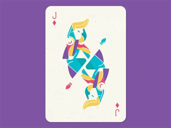 layer_11 Face Cards: The Intricate Playing Card Designs