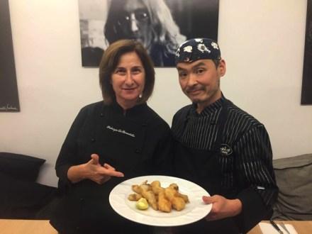 Vol.11 バッカラと冬野菜のフリット</br>Pastella di baccalà e verdura