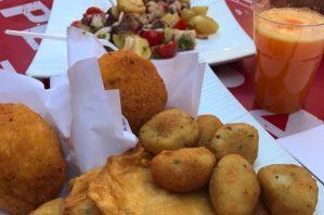 パレルモ名物市場と旧市街歩き&伝統家庭料理ランチ