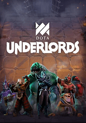 DOTA 2 Underlords which is available to play at Lava Esports.