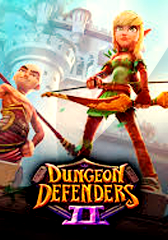 Dungeon Defenders 2 which is available to play at Lava Esports.