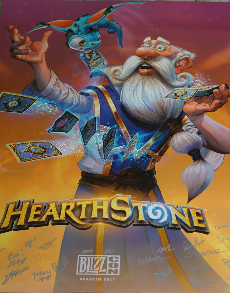Heartstone which is available to play at Lava Esports.