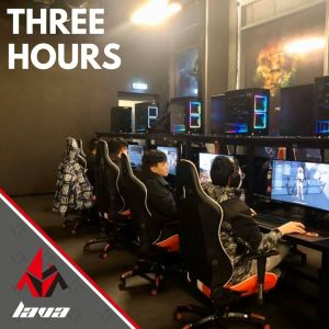 Lava Esports Three Hours Gaming