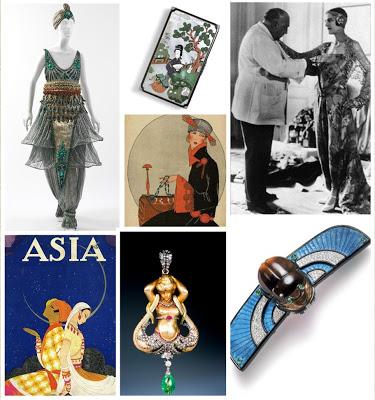 Joyer--a Art Deco Asia and Egypt Influence Chez Agnes