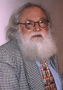 Pierre Restany (1930 - 2003), crítico de arte francés