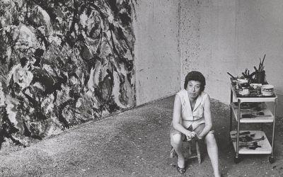 Lee Krasner: la mujer que pintaba como una mujer en un mundo reservado a los hombres