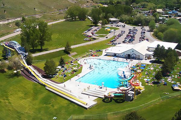 Lava Hot Springs Idaho Hot Springs, Swimming Pool And