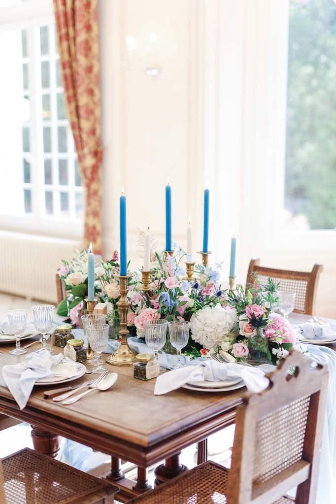 table mariage fine art seine-et-Marne