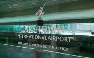 Cape Towe_aeroporto