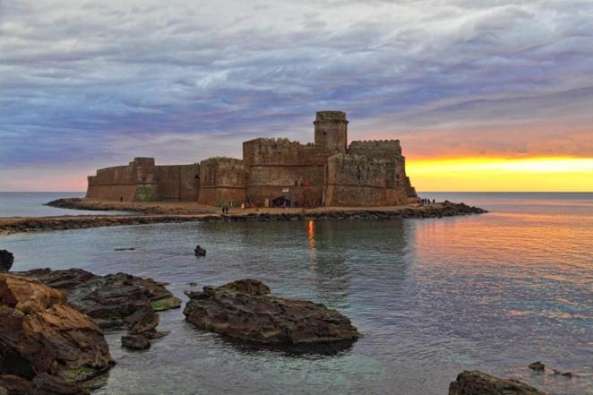 Le Castella_Calabria