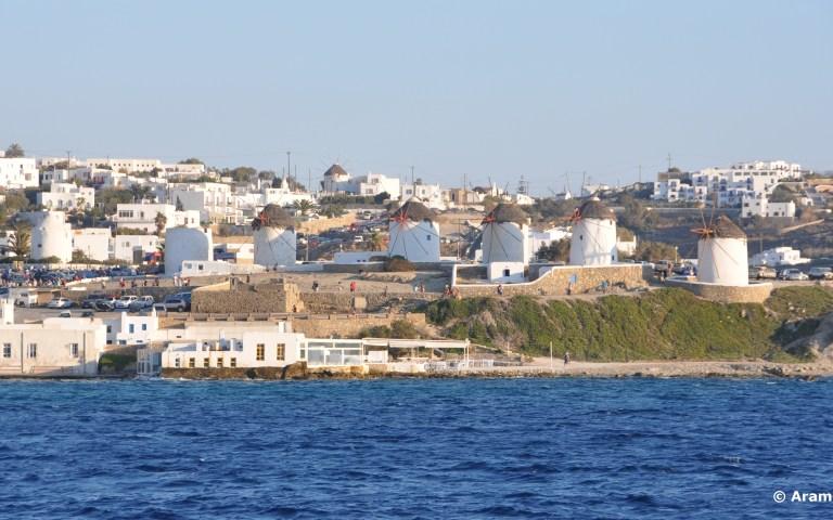 dedicato alla Grecia Mykonos_mulini