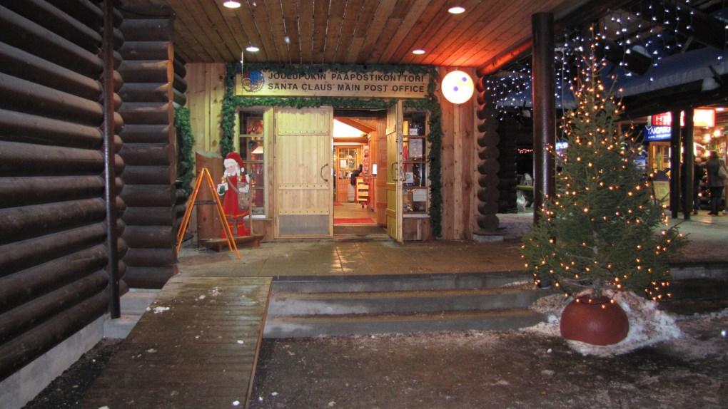 Ufficio Postale Babbo Natale