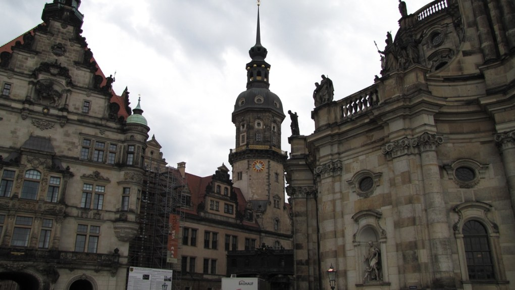 Città vecchia Dresda