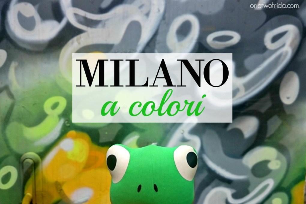 #milanoAColori